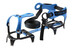 AustriAlpin Easy concept - Crampons - bleu/noir